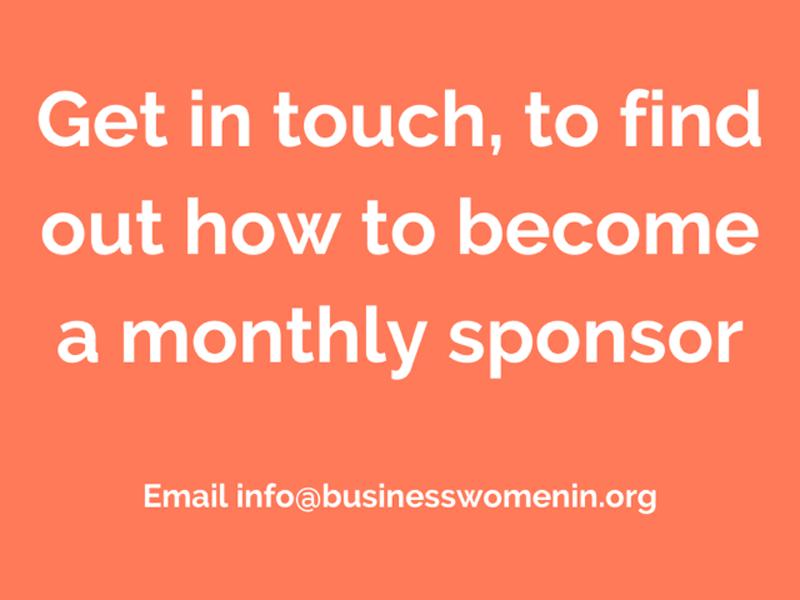 monthly sponsor
